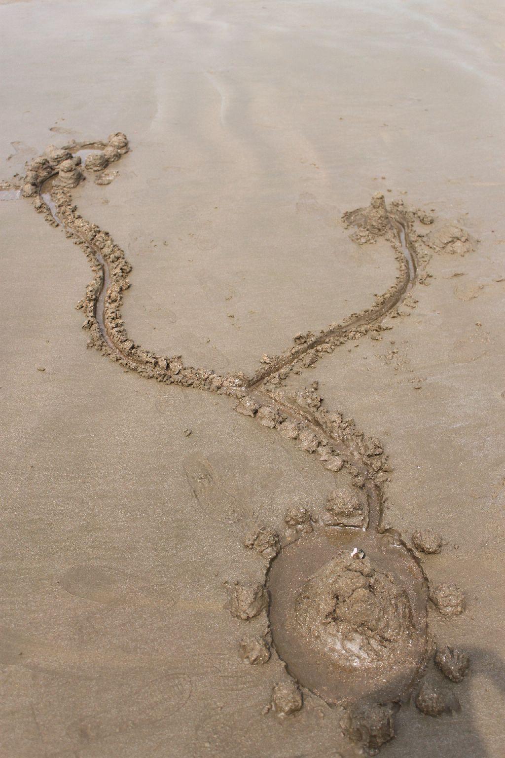 砂遊びのススメ