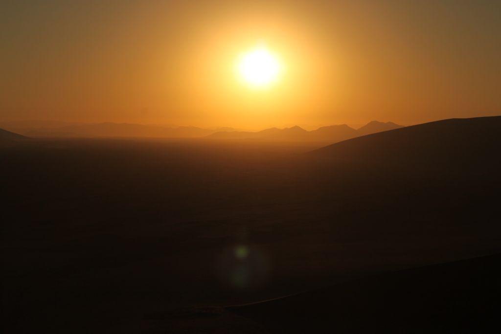 太陽からの啓示