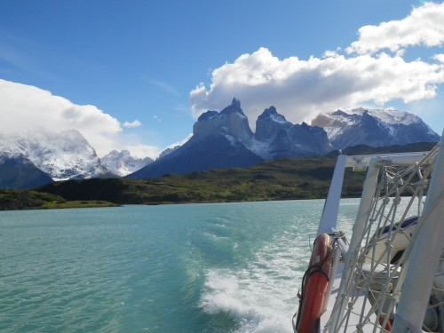 Days in Patagonia 2・・・凍てつく波動