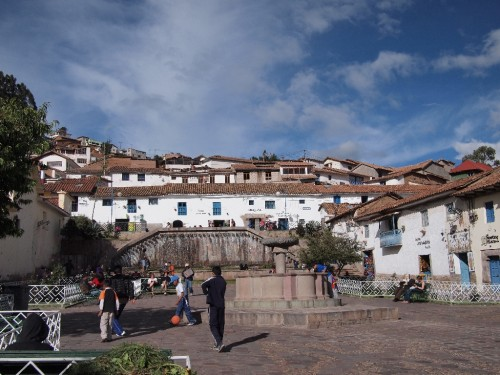dayz in Cuzco 住みたいぜペルー