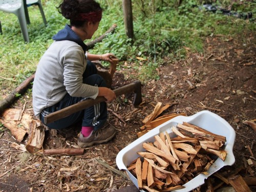 farmstay5.  生きるためにパンを焼く