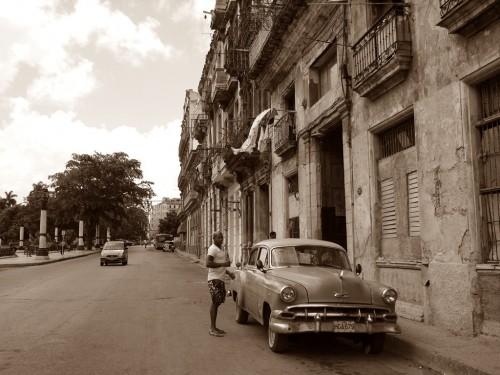 そして、キューバへ。