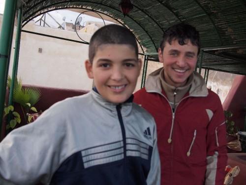 フェズネットたかたのアルガンオイル販売inモロッコ