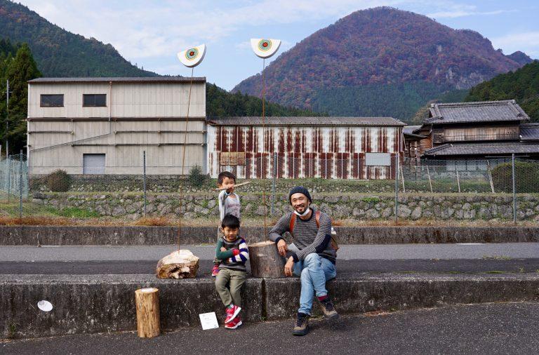 マインドトレイルと奈良の南のほう。よかった。